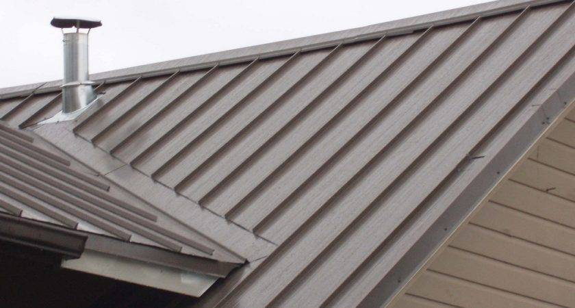 Corrugated Metal Roofing Sheets Raised Seam Roof Repair
