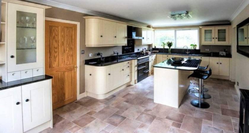 Cost Tile Kitchen Floor Design Ideas