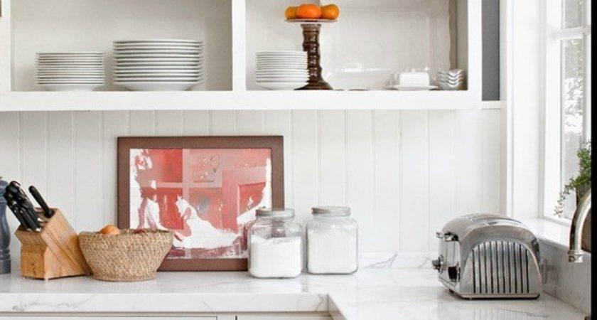 Cottage Farmhouse Kitchens Inspiring White Fox