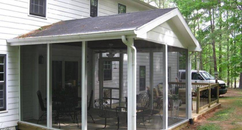 Cottage Screened Porch Kits Acvap Homes Having New