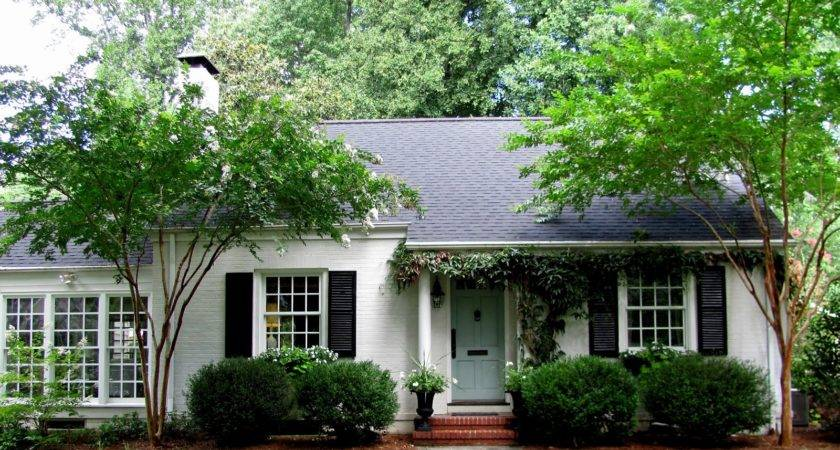 Cottage Vine Paint Colors Exterior