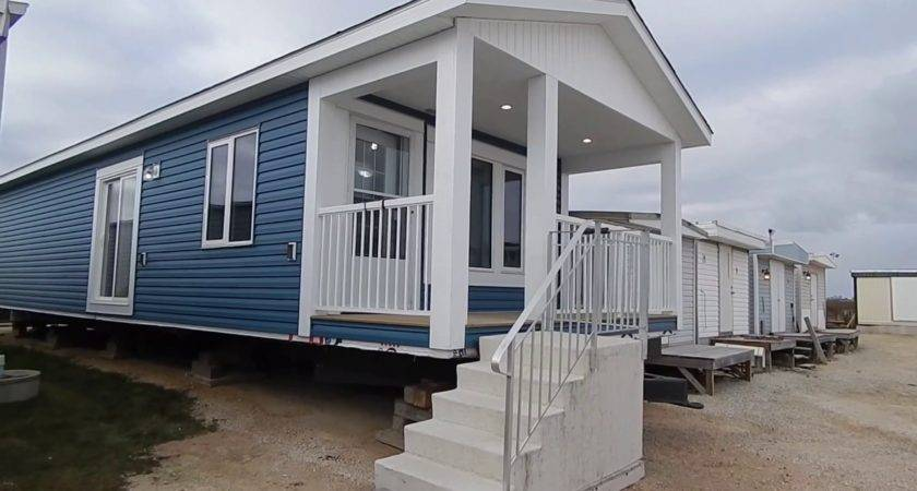 Cottager Series Mobile Home Youtube