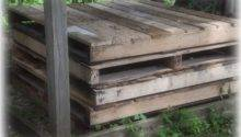 Counting Your Blessings Summer Deck Made Out Pallets
