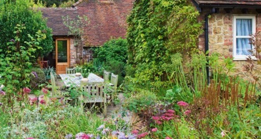 Country Cottage Garden Tour Housetohome