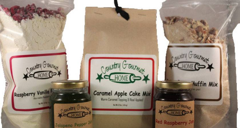 Country Gourmet Home Makes Easy Prepare Grandma