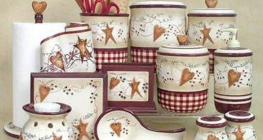 Country Hearts Stars Amazing Barn Star Kitchen Decor