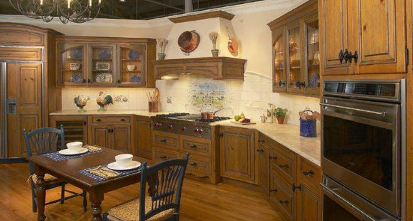 Country Kitchen Decor Themes Design Ideas
