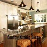 Country Kitchen Decor Theydesign