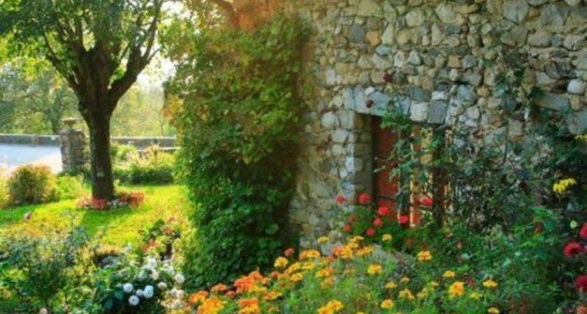 Country Landscape Design Ideas Bookmark