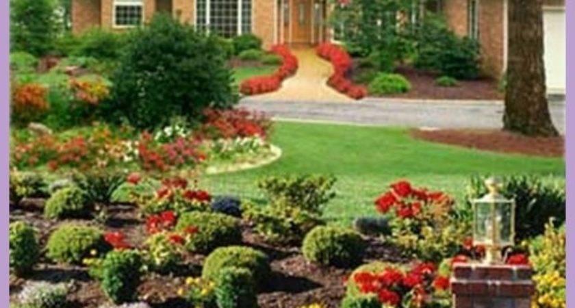 Country Landscaping Ideas Garden Design