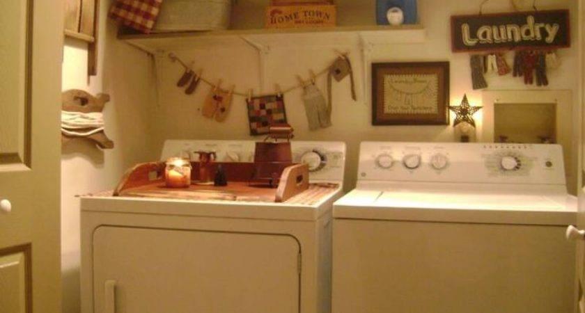 Country Laundry Room Decor Pixshark