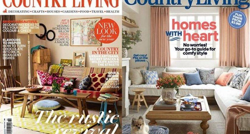 Country Living Magazines Decorating Ideas