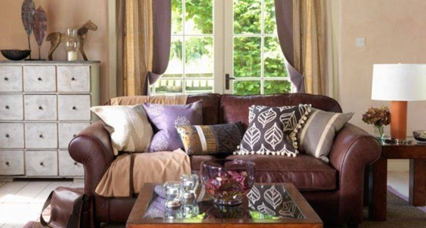 Country Living Room Decorating Ideas