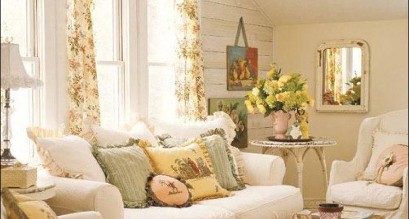 Country Living Room Design Ideas