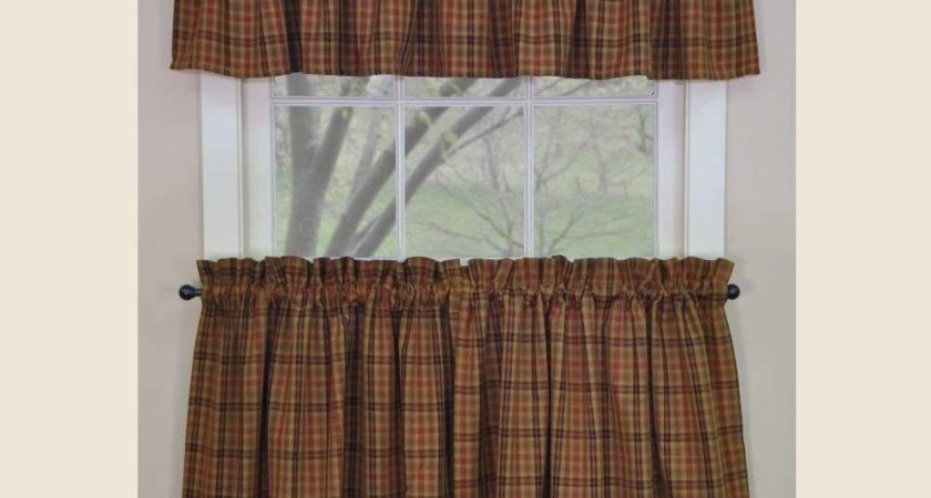 Country Primitive Curtains Valances Curtain Menzilperde