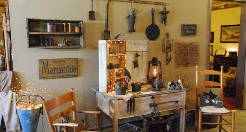 Country Primitives Home Decor Improvement Living