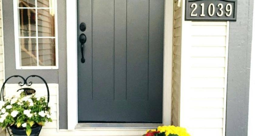 Country Style Front Door Bahroom Kitchen Design