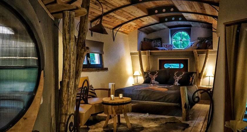 Couple Build Stunningly Beautiful House Truck Hungary