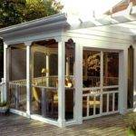 Covered Back Porch Designs Jbeedesigns Outdoor