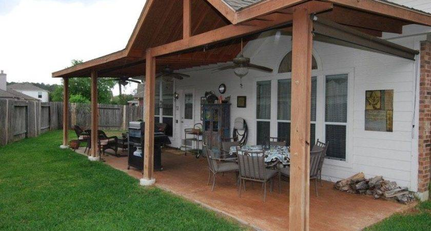 Covered Back Porch Designs Joy Studio Design Best