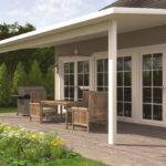 Covered Back Porch Designs Simple Design Home