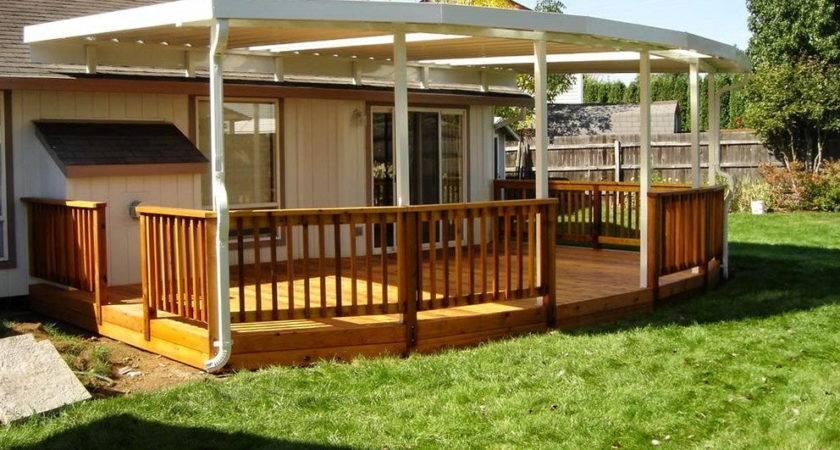 Covered Back Porch Ideas Home Design