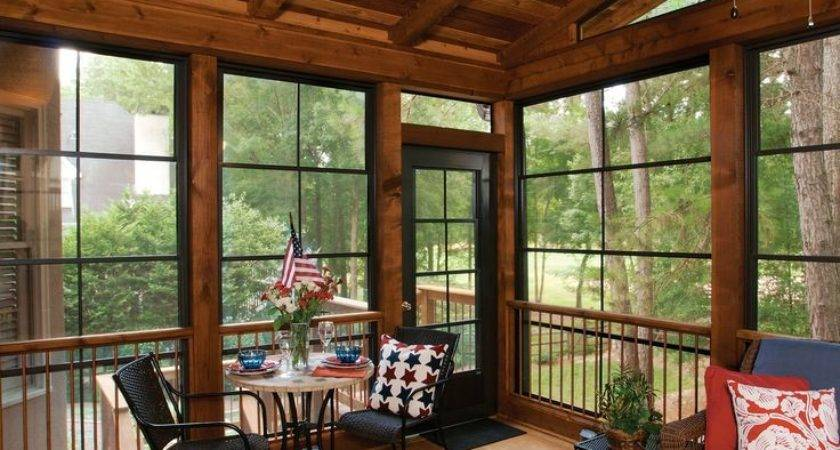 Covered Back Porches Best Ideas Porch Designs