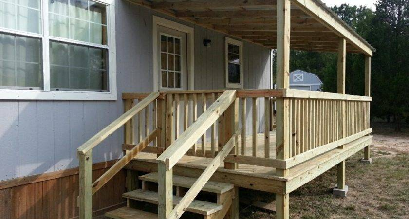 Covered Decks Simple Deck Designs