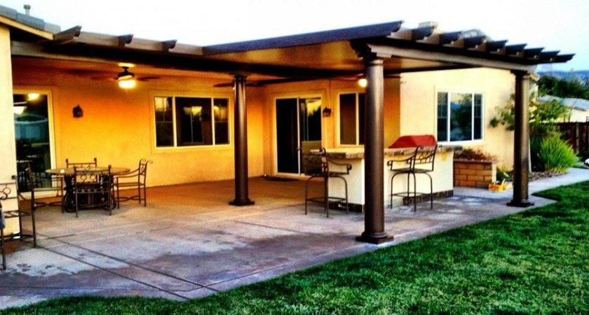 Covered Patio Addition Ideas Landscaping Gardening