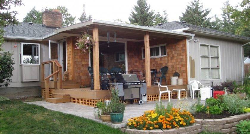 Covered Patio Additions