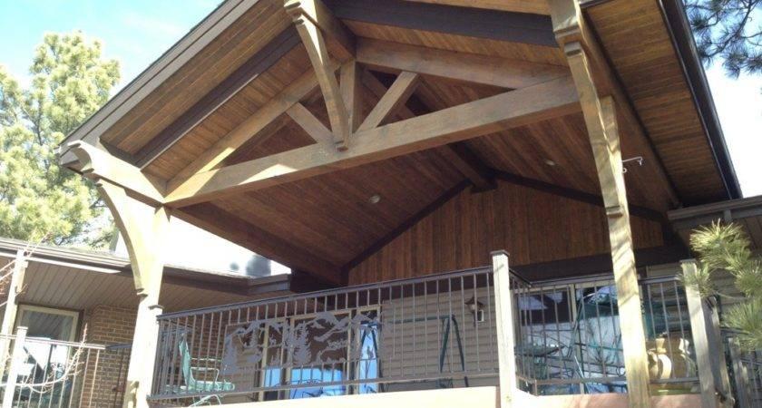 Covered Porch Builder Birmingham Hoover