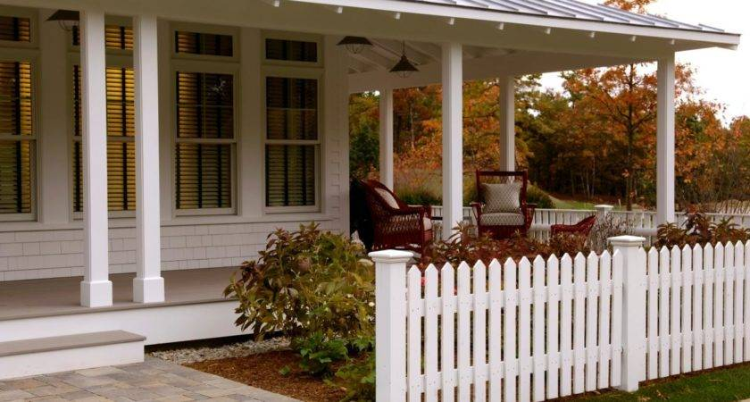 Covered Porch Hgtv Green Home