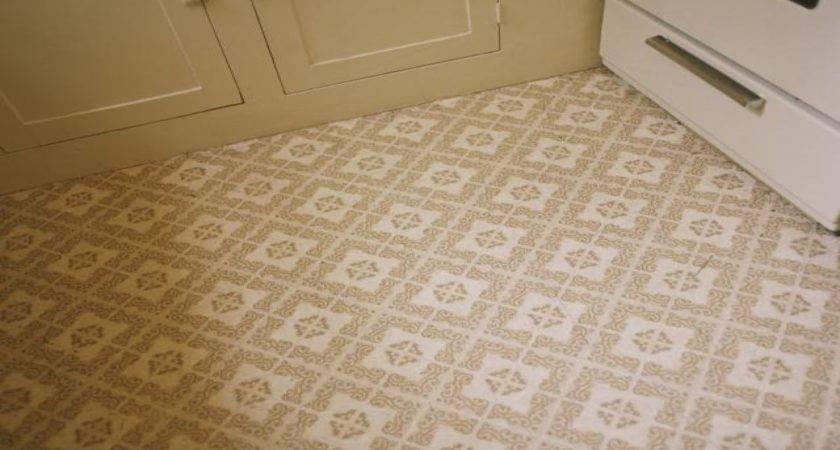 Covering Linoleum Floors Kitchen Sheet Vinyl Flooring