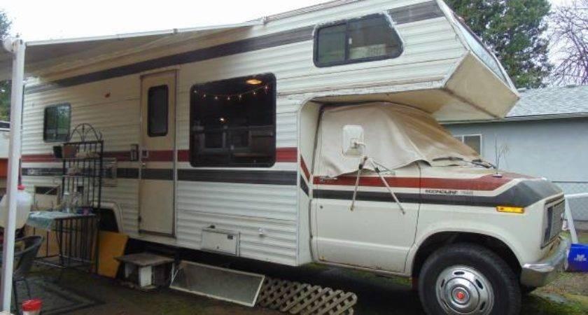 Cozy Camper Campers Rvs Rent Eugene Oregon