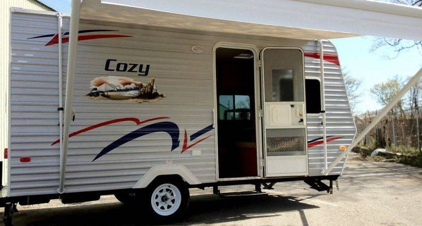 Cozy Camper Towable Travel Trailer Reserve Vacation