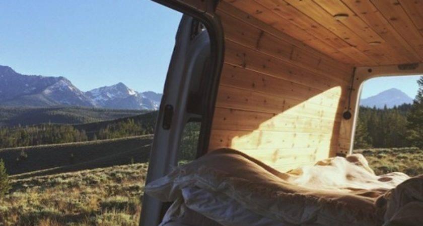 Cozy Camper Van Bad Ideas Urban Interior