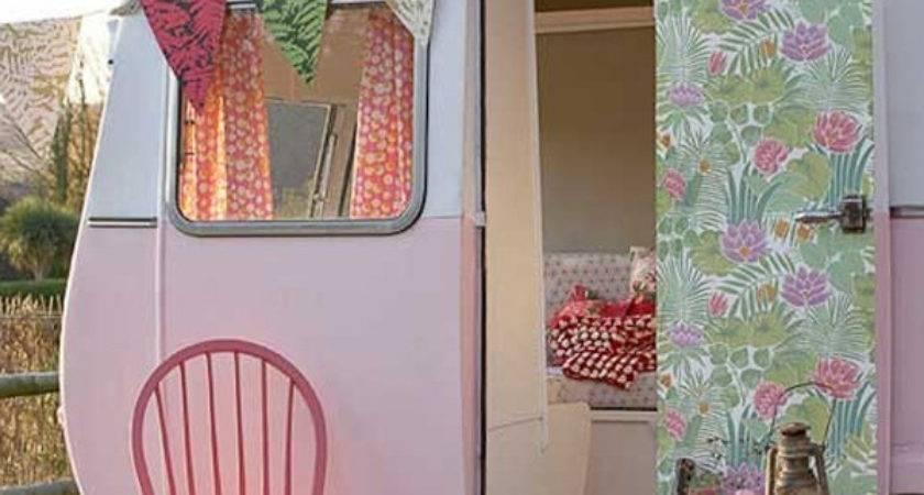 Cozy Campers Trailer Open Road Home Design