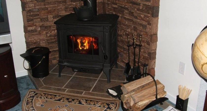 Cozy Corner Fireplace Ideas Creative Faux Panels