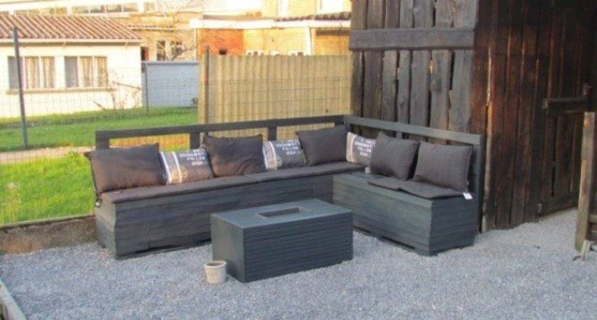 Cozy Diy Pallet Couch Ideas Idees Solutions