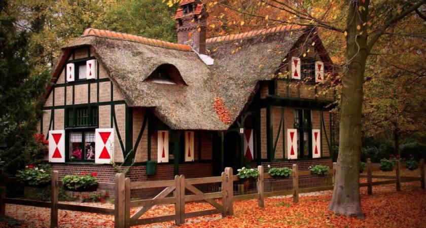 Cozy English Cottage Cozyplaces