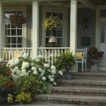 Cozy Front Porch Landscaping Ideas Bistrodre