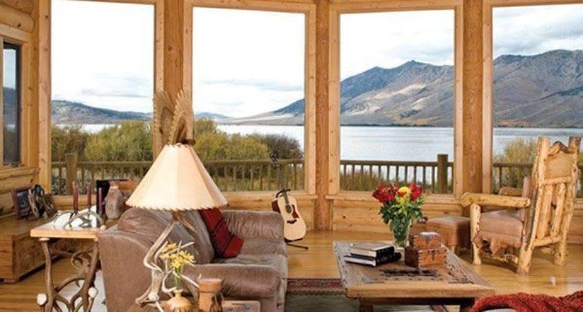 Cozy Rustic Inspired Interiors