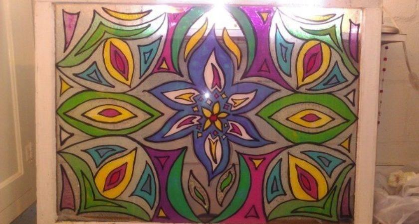 Crafts Using Old Windows Thriftyfun