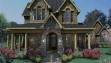 Craftsman Style Columns Porch Homes Large Front