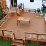 Create Beautiful Patio Decks Your Old Home Garden
