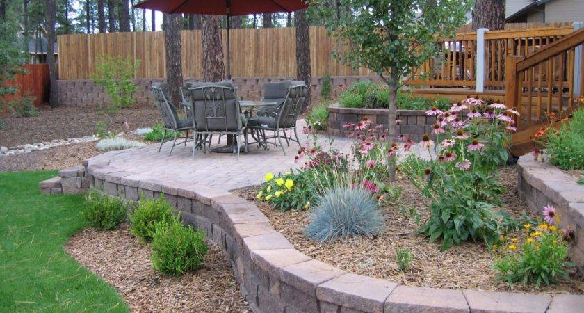 Create Your Beautiful Gardens Small Backyard