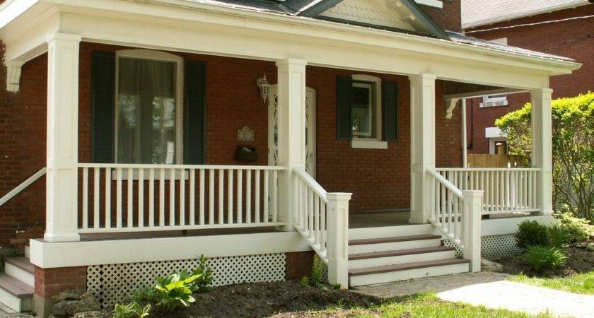Create Your Own Front Porch Designs