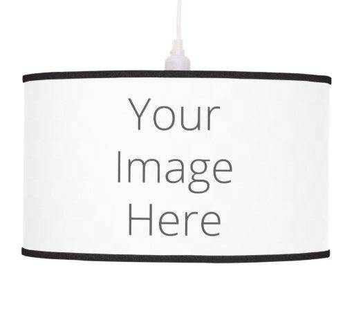 Create Your Own Pendant Lamp Zazzle