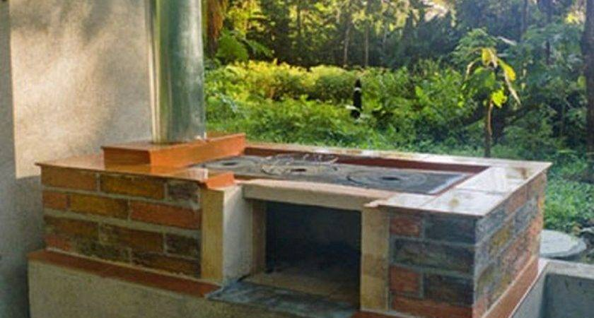Create Your Personal Diy Outside Wood Stove Oven