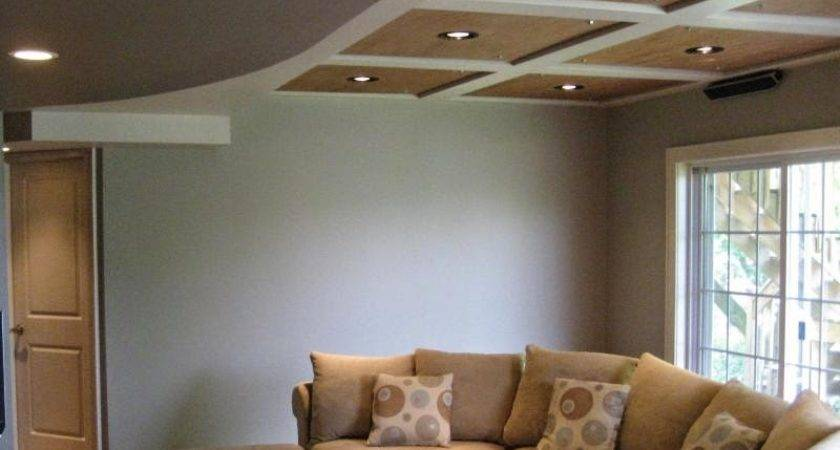 Creative Basement Ceiling Ideas Your